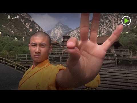 شاهد راهب بعمر 17 عامًا يتمكن من تفجير بالون عبر لوح زجاجي