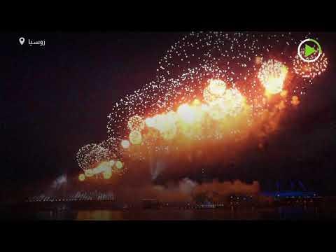 شاهد احتفالات نهاية العام الدراسي في روسيا