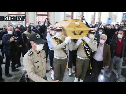 الإيرانيون يشيعون أسطورة الموسيقى الفارسية محمد رضا شجريان